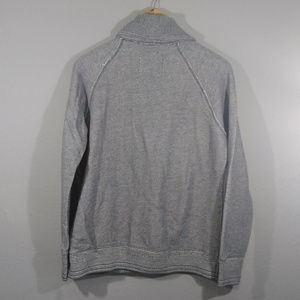 American Eagle Outfitters Jackets & Coats - AEO Cozy Sweatshirt Button Blazer Jacket